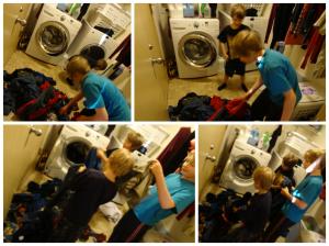 Boys Laundry