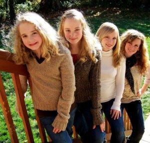 my girls 2011
