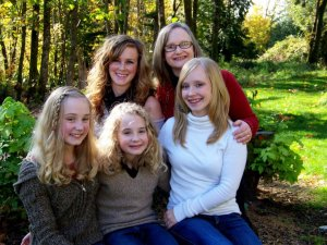 my girls and me, 2011