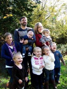 Taft granparents and grandkids