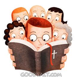 Kids, Bible