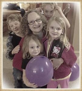 Kyla, Kenny, Tim, Levi and Me3