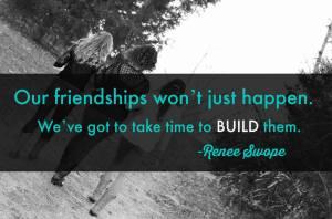 Friendship, Proverbs 31