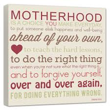 motherhood mistakes